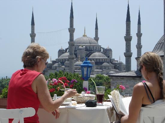スルタンアフメット ホテル Picture