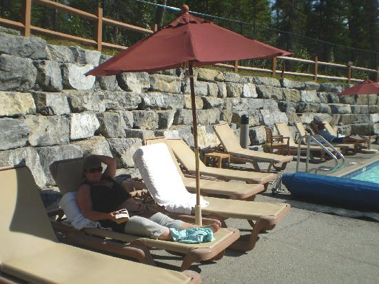 Blackstone Mountain Lodge by CLIQUE: We loved the pool area!