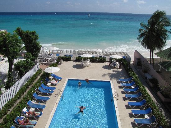 Erfly Beach Hotel Vue De La Chambre 401
