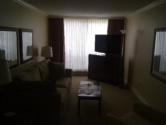 Best Western Plus Ottawa Downtown Suites: Salón