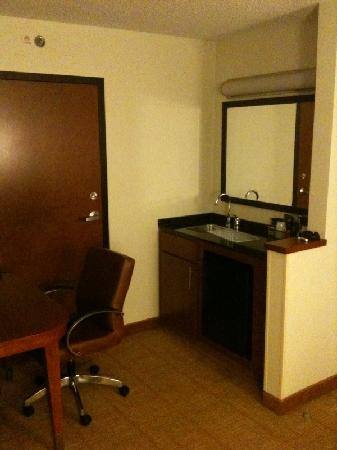 Hyatt Place Detroit / Utica: sink