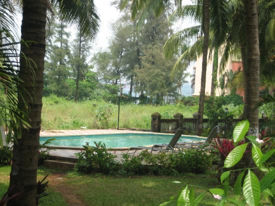 Miramar Residency: common pool