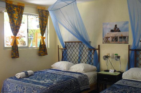 Hotel Las Palmas: two Double room, ground floor