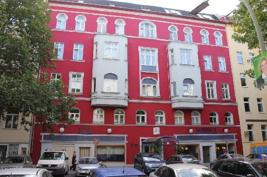Bwertung Hotel Sachsenhof Berlin