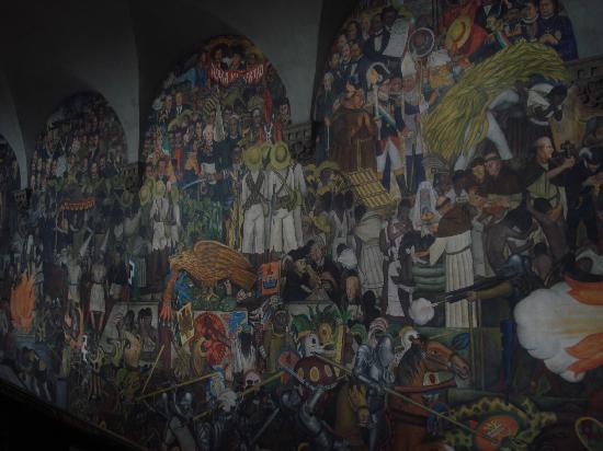 Zocalo : Diego Rivera