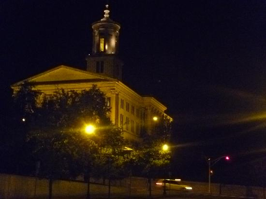 Nashville Tennessee With Kids : Ghost Tour