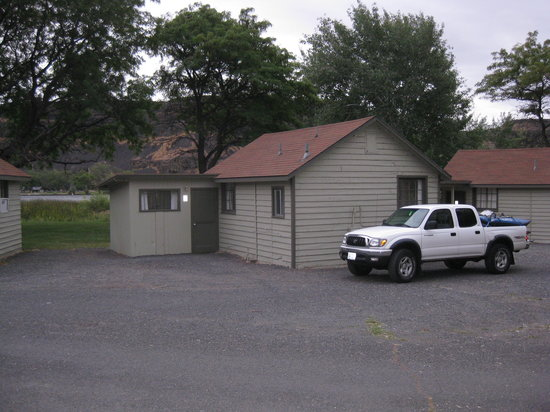 Coulee City, WA: Cabin with extra bedroom