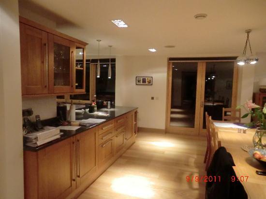 Crosswoodhill Farm Holiday Cottages Near Edinburgh: Kitchen