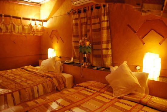 Kasbah Hotel Xaluca Arfoud: Habitación 105