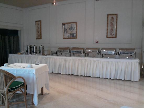 Hotel Acropole : ristorante