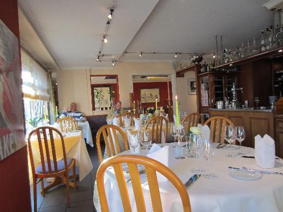 Franz Ganser - Das kleine Restaurant: Restaurant