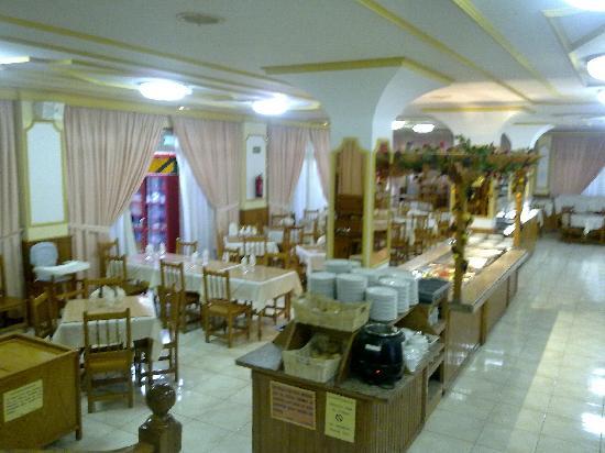 Hotel Tenerife Ving: Restaurante.