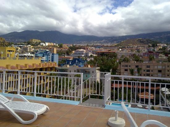 Hotel Tenerife Ving: Vistas Ático Piscina.