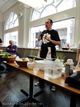 Create Restaurant: Create's National Executive Chef