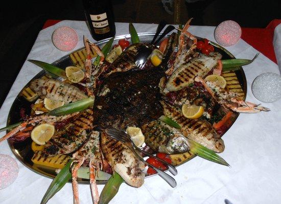 Chioggia, Italien: ottima grigliata