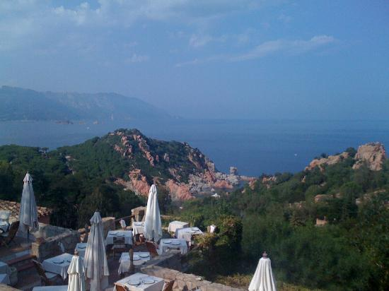 Monte Turri Luxury Retreat: Hotel View