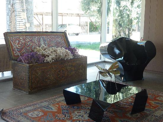 AquaGrand Exclusive Deluxe Resort: interesting objects in reception