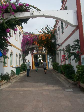 ClubHotel Riu Vistamar: Port Mogan (Little Venice)