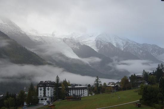 Le Gecko: Mont Blanc