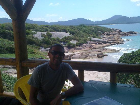 Barra da Lagoa, SC: Restaurant en Prainha do Leste