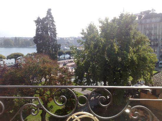 Le Richemond, Genève : A view from my balcony