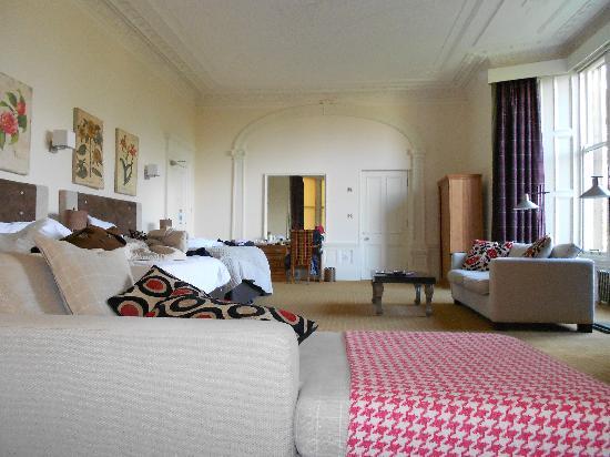 Royal Ettrick Hotel: Our wonderful room
