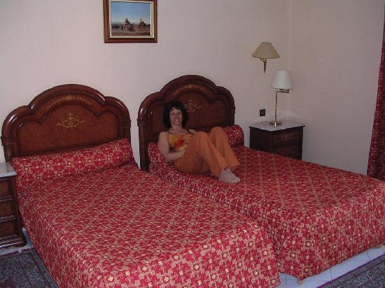Meriem Hotel : le camere