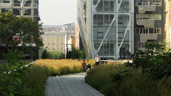 The Standard, High Line: High Line