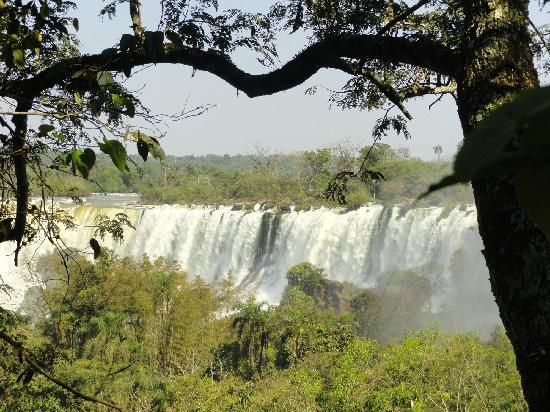 Puerto Iguazu, Argentina: Circuito superior