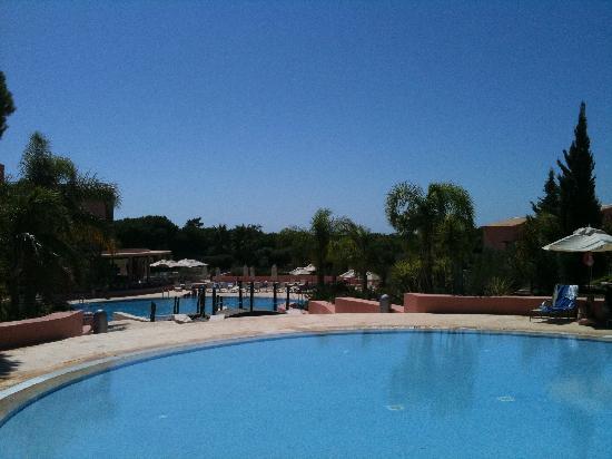 Pestana Vila Sol, Vilamoura : View from Kids Pool
