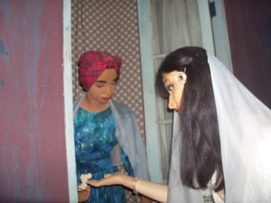 Musee Conti Wax Museum