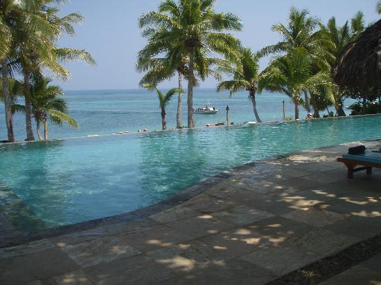 Tokoriki Island Resort: What a pool