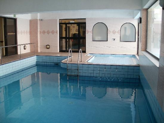 Euroclub Hotel: Indoor pools