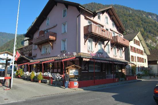 Hotel Rössli: Vista exterior