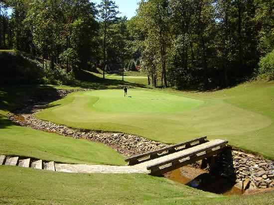 Kingwood Country Club & Resort: A Golf game to remember