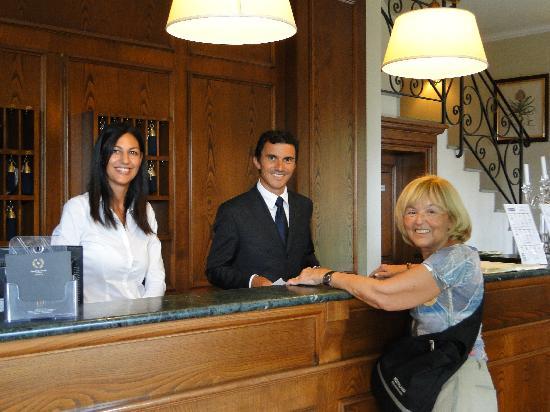 FH Villa Fiesole Hotel: Excelente atención !!!!!!!!