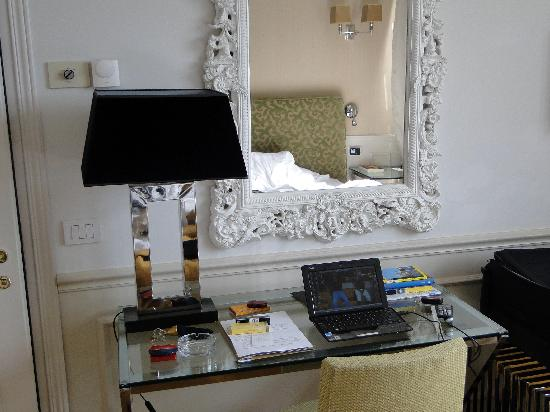 FH Villa Fiesole Hotel: Habitaciones de calidad