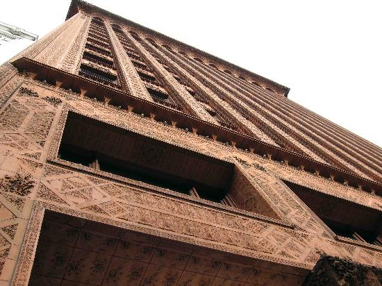 Guaranty / Prudential Building: More details on the Terra Cotta