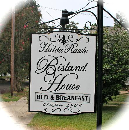 Bisland House Bed and Breakfast: Come stay with us in Natchez
