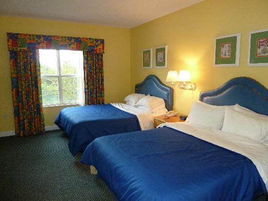 Sheraton Broadway Plantation Resort Villas: one bedroom premium unit