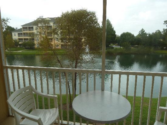Sheraton Broadway Plantation Resort Villas: balcony view