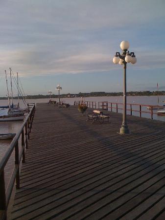 Колония-дель-Сакраменто, Уругвай: Muelle viejo Colonia del Sacramento