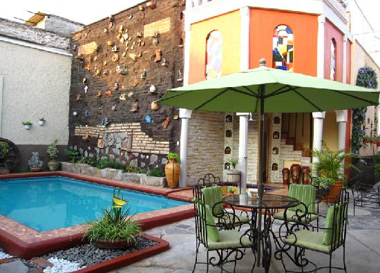 Casa Armonia Pool And Patio
