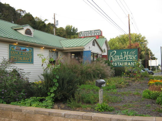 Ranch House Restaurant: Jungle city