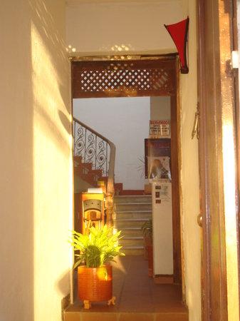 Hostal Casa Quevedo: ENTRADA