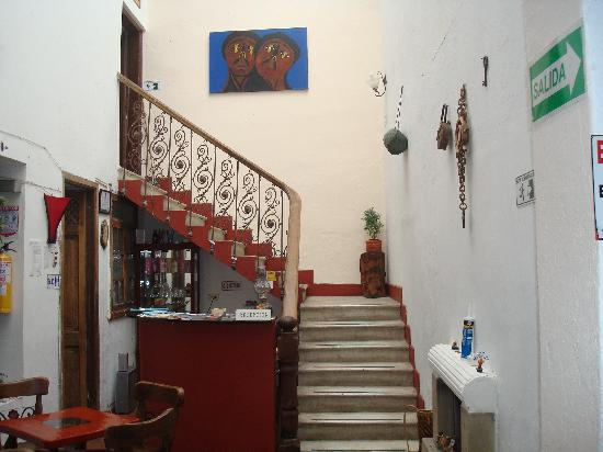 Hostal Casa Quevedo: LOBBY