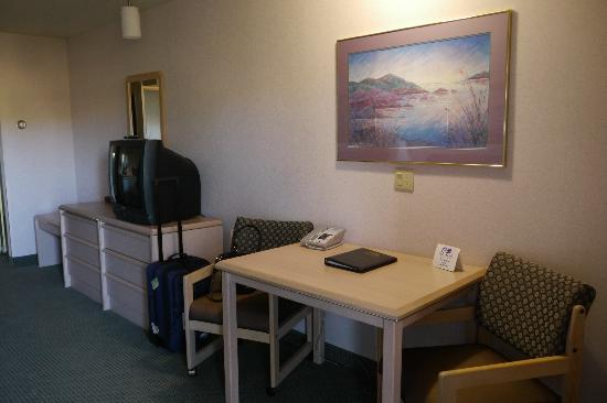 Shilo Inn & Suites - The Dalles: Alternate Room View