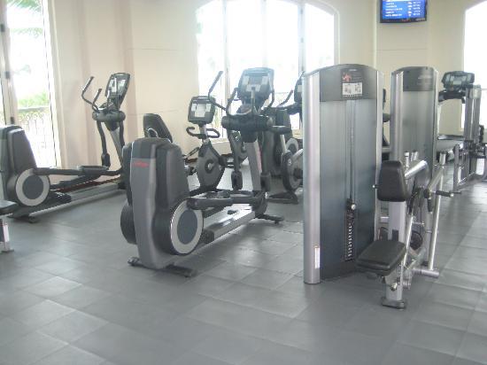 Iberostar Grand Hotel Bavaro: Gym