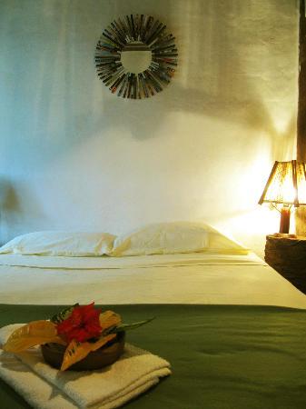 Hostal Los Orishas: habitaciones