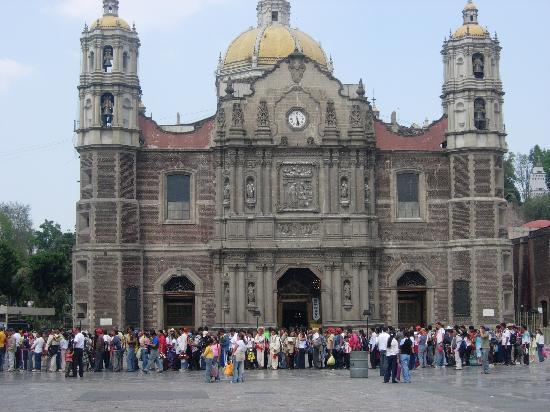 Condesa Haus: Basilica de Santa Maria de Guadalupe